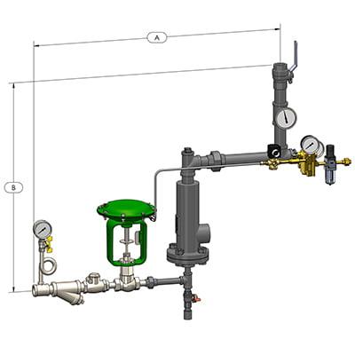 Constant Demand Steam Injection Liquid Heaters