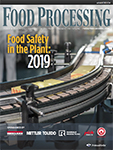 Food Safety in the Plant: 2019