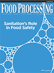 Food Processing: Sanitation's Role in Food Safety