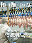 Manufacturing Equipment's Role in Food Safety